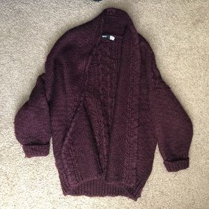 Urban Outfitters BDG knit cardigan
